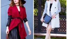 Minh Hằng biến hóa đa dạng với nhiều phong cách thời trang khác nhau