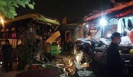 Bộ trưởng Công an chỉ đạo xử lý vụ tai nạn thảm khốc ở Bình Thuận