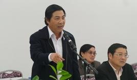 Những hình ảnh cuối cùng của ông Nguyễn Bá Thanh trên báo chí