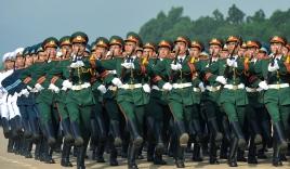 Sẽ diễu binh tại nhiều điểm mừng ngày đất nước thống nhất