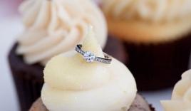 Suýt mất mạng vì nuốt nhầm nhẫn đính hôn giấu trong bánh ngọt