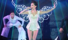 Tóc Tiên - cô gái 'nổi loạn', gợi cảm nhất The Remix 2015