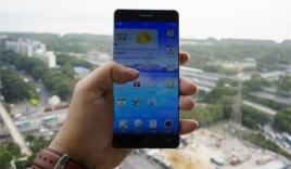 Hé lộ ảnh siêu phẩm smartphone Oppo không viền màn hình
