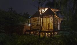 Nhà bằng tre độc đáo ở Việt Nam đoạt giải Quốc tế