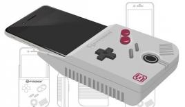 Khi iPhone 6 Plus biến thành máy chơi game cổ điển