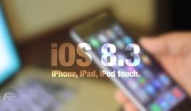 Người dùng Việt Nam đã có thể tải iOS 8.3