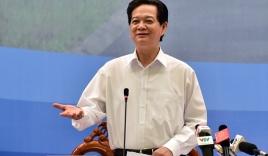 Thủ tướng Nguyễn Tấn Dũng: Kéo dài chương trình xây nhà vượt lũ đến 2020