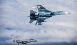 Chiến đấu cơ Nga bị tố chặn đầu máy bay do thám Mỹ