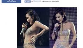 Ảnh Angela Phương Trinh phản cảm tràn ngập báo Thái Lan