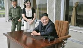 Vợ Kim Jong-un tái xuất sau gần nửa năm vắng bóng