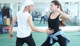 Video: Hà Hồ khoe vũ điệu siêu quyến rũ cạnh trai trẻ