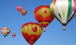 Lễ hội khinh khí cầu được tổ chức tại Hà Nội dịp 30/4