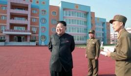 """Kim Jong-un hài lòng trước trại mồ côi đẹp như """"thiên đường"""" của Triều Tiên"""