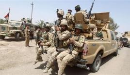Lọt ổ phục kích IS, 4 tướng Iraq bị phiến quân điên cuồng xả súng