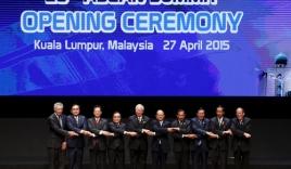 ASEAN ra tuyên bố lên án mạnh mẽ hoạt động bồi đắp Biển Đông