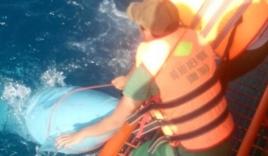 Tìm thấy thi thể phi công Su-22 Lê Văn Nghĩa dưới biển