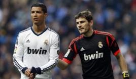 Không còn hạnh phúc, Casillas rủ rê Ronaldo rời khỏi Real Madrid