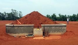 Phát hiện ngôi mộ cổ 'bí ẩn' ở Thanh Hóa