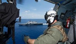 Mỹ -Trung Quốc thỏa thuận 'quy tắc ứng xử' khi chạm trán trên biển