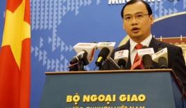 Người phát ngôn Lê Hải Bình: Không làm phức tạp tình hình biển Đông