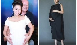 Thu Minh đã chính thức sinh con trai đầu lòng