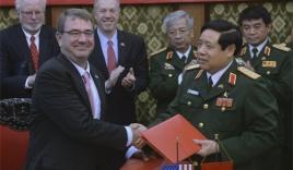 Việt - Mỹ thảo luận về hoạt động cải tạo đảo trên Biển Đông