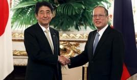 Nhật bắt tay Philippines, lên án cải tạo đất ở Biển Đông