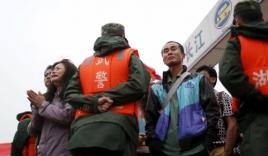 Vụ chìm tàu ở Trung Quốc: 'Không còn khả năng tìm thấy người sống sót'
