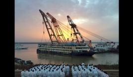 Chìm tàu Trung Quốc: Đã tìm thấy 431 thi thể