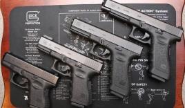 Những khẩu súng cá nhân được ưa chuộng nhất thế giới