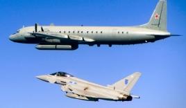 Máy bay Anh đánh chặn chiến đấu cơ Nga trên biển Baltic