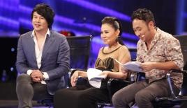 Thu Minh trở lại ghế nóng Vietnam Idol sau hơn 3 tuần nghỉ sinh