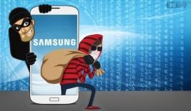 Trên 600 triệu smartphone của Samsung có nguy cơ bị mất cắp dữ liệu