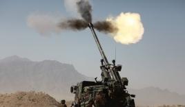 'Soi' sức mạnh siêu pháo tự hành CAESAR vừa được Việt Nam trang bị