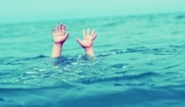 Hai nữ sinh là chị em ruột bị nước cuốn mất tích