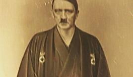 Bức ảnh kỳ lạ chưa từng công bố của trùm phát xít Hitler