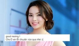 Hoa hậu Kỳ Duyên xin lỗi vì sự cố ngủ 'kém duyên'