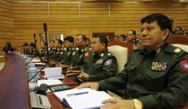 Thiếu tướng Myanmar mất chức vì để bom rơi sang Trung Quốc