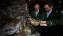 Báo Trung Quốc: Thịt thối 40 năm tuổi nhập từ Mỹ