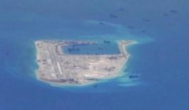 Trung Quốc tuyên bố hoàn tất cải tạo đảo ở Biển Đông