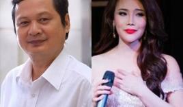 Hồ Quỳnh Hương khóc nhạc sĩ An Thuyên: 'Cha của con ơi!'