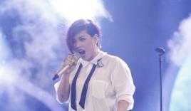 Vân Quỳnh bất ngờ chia tay giấc mơ Thần tượng Âm nhạc 2015