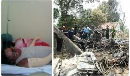 Chiến sỹ duy nhất sống sót kể lại giây phút máy bay Mi171 nổ tung trên bầu trời