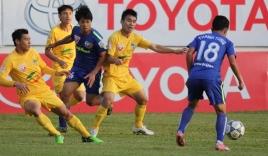 Những cặp đấu đáng chú ý ở vòng 15 V-League 2015