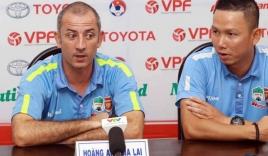 HLV Graechen đặt mục tiêu giành 3 điểm trước Thanh Hóa