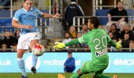 Man City giành chiến thắng tối thiểu trước đội bóng nước Úc
