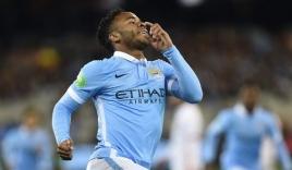 Sterling ra mắt ấn tượng, Man City đánh bại Roma