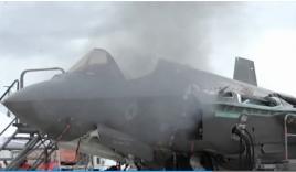 Video: Tiêm kích tàng hình Mỹ thử nghiệm pháo tự động 4 nòng