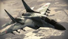 Xem MiG-29 cất cánh thẳng đứng như tên lửa tại RIAT 2015