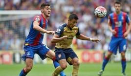 Crystal Palace 1-2 Arsenal: Pháo thủ có chiến thắng đầu tiên